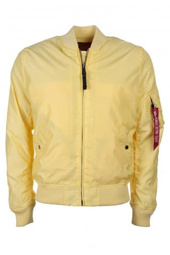 Alpha Industries MA-1 TT Bomber Bunda Lemon