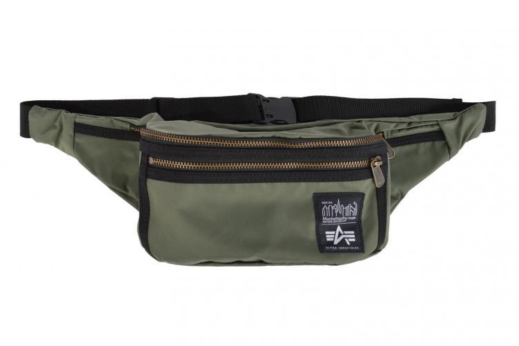 Alpha Industries & Manhattan Portage Waist Bag