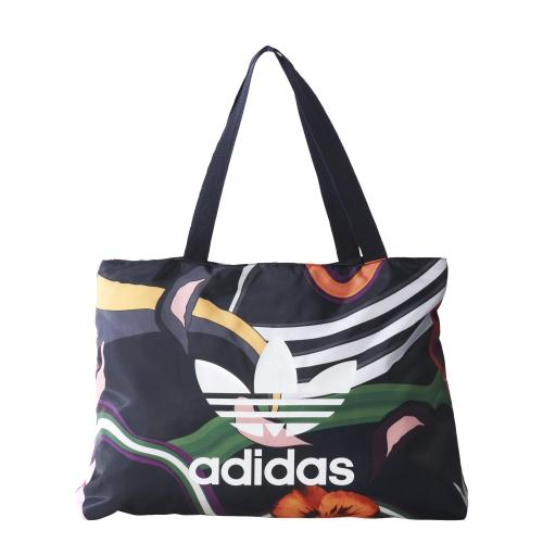 adidas Originals Floral Burst Shopper Taška