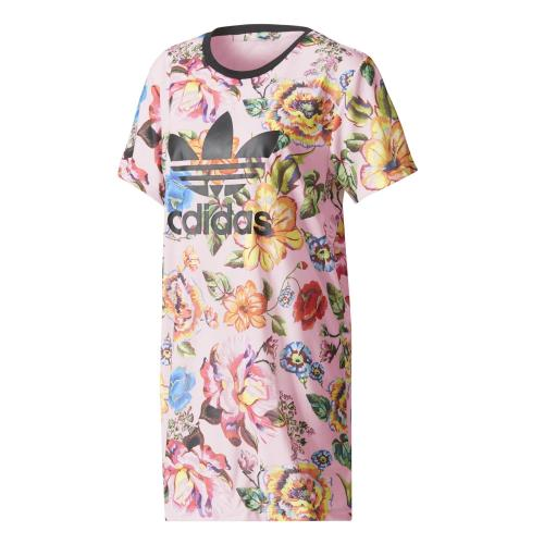 adidas Originals Floralita Tee Dress Šaty