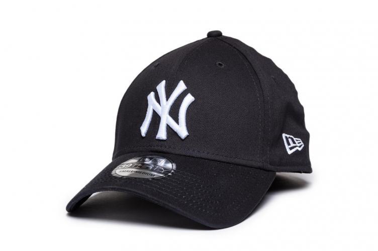 New Era Kšiltovka 3930 MLB League Basic NY Black