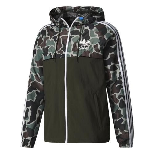 adidas Originals Bunda Camo Reversible Windbreaker