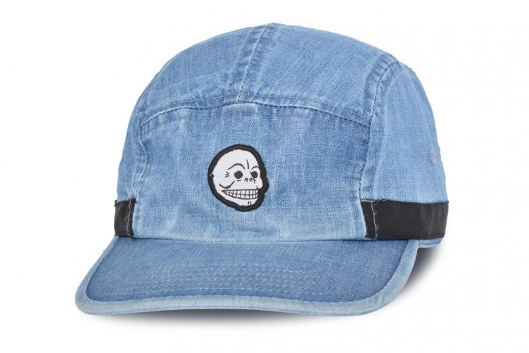 Cheap Monday Be Denim Cap Kšiltovka