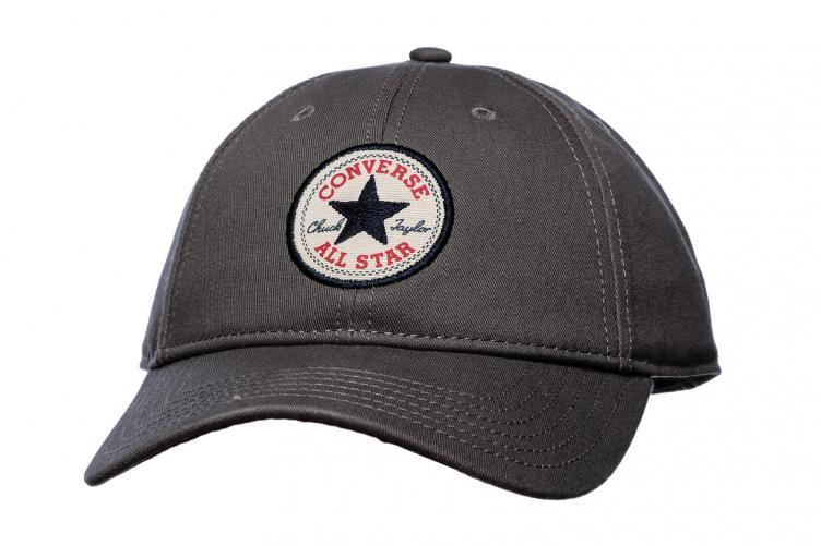 Converse Kšiltovka Core Baseball Cap Grey