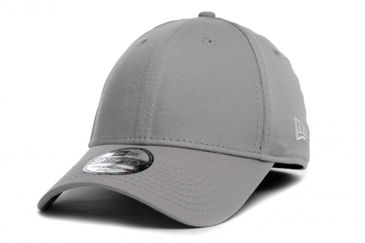New Era Kšiltovka 3930 NE Basic Flag Grey