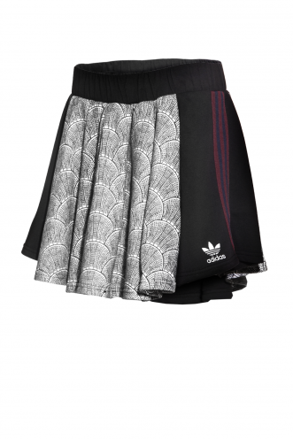 adidas Originals Shell Pleated Sukně