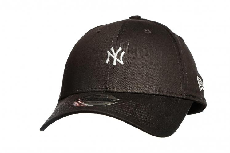 New Era Kšiltovka 3930 Mini Logo Essential NY Black
