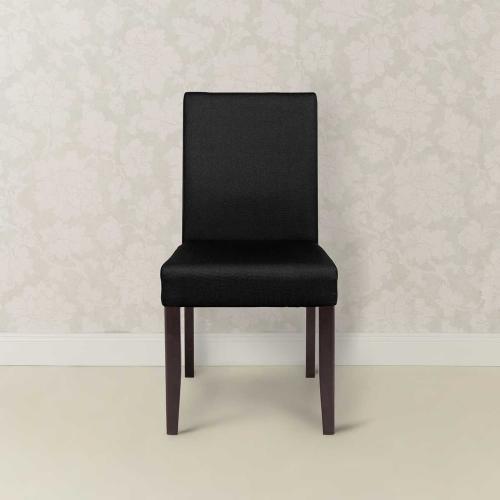 COPPERFIELD Židle - antracitová