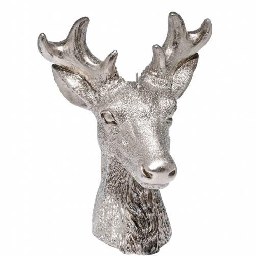 FLAMBEAU Svíčka Hlava jelena velká