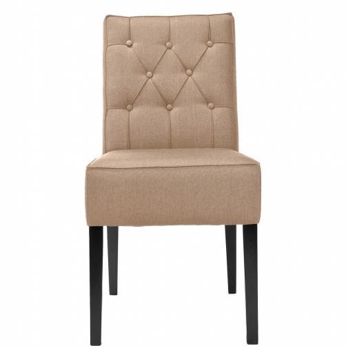 CHLOÉ Židle - béžová