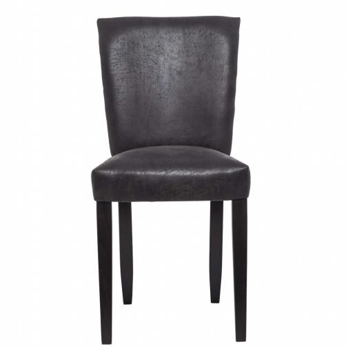 GOOD FELLOW Židle - černá