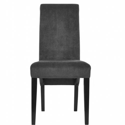 HIGH NOON Židle - antracitová