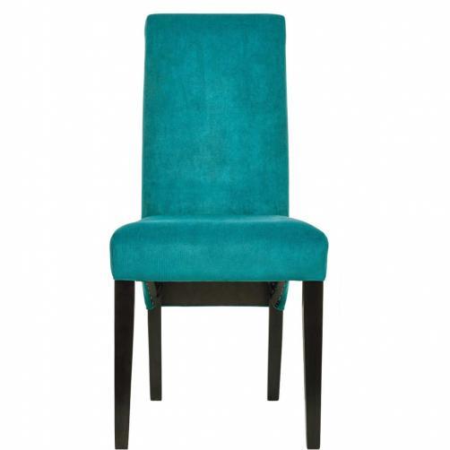 HIGH NOON Židle - tyrkysová