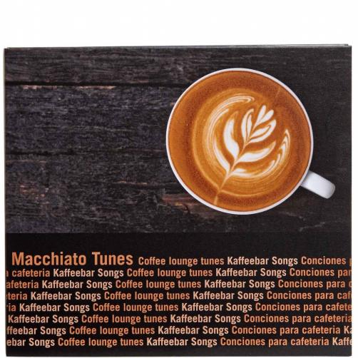 MACCHIATO TUNES Coffee lounge hudba