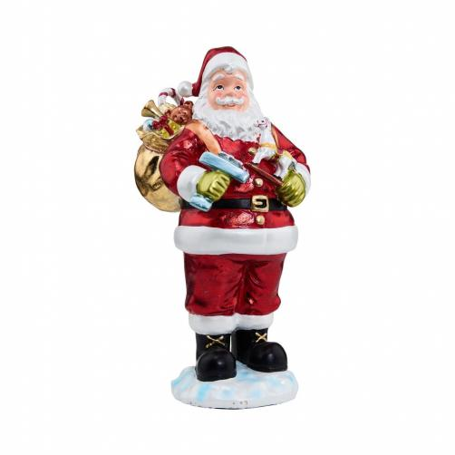X-MAS Dekorační figurka Santa