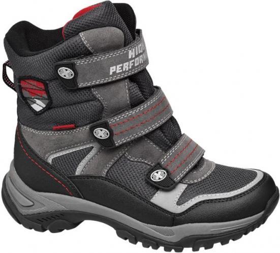 Cortina - Zimní obuv s membránou TEX