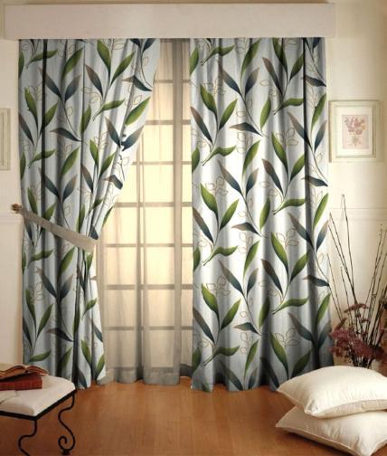 Forbyt, Závěs dekorační, OXY Amazonie béžovozelená, 150 cm