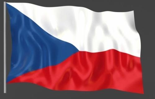 Forbyt Vlajka ČR 60 x 90 cm