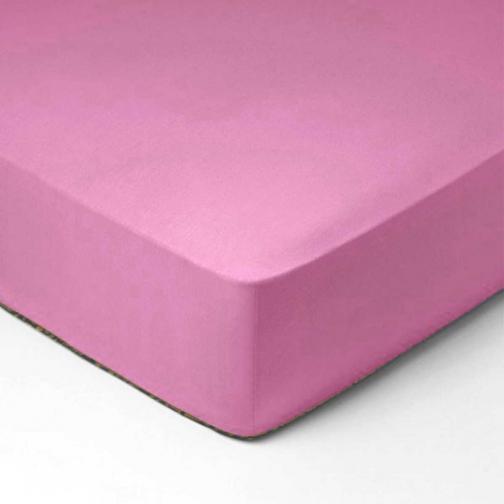Forbyt, Prostěradlo, Jersey, světle fialová 70 x 140 cm