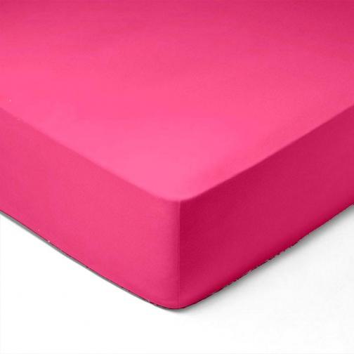 Forbyt, Prostěradlo, Jersey, růžová 70 x 140 cm