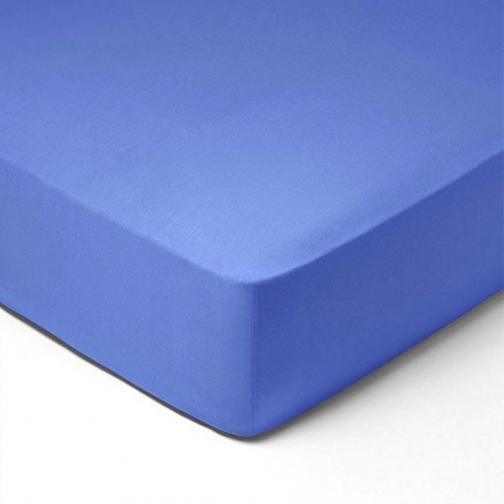 Forbyt, Prostěradlo, Jersey, světle modrá 70 x 140 cm