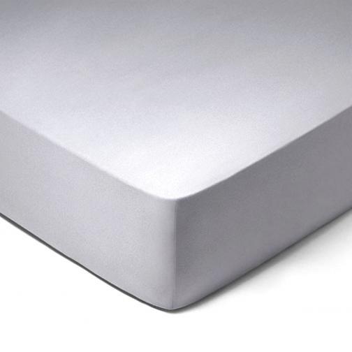 Forbyt, Prostěradlo, Jersey, šedá 70 x 140 cm