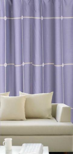 Forbyt, Závěs dekorační nebo látka, Next, šedomodrý, 145 cm