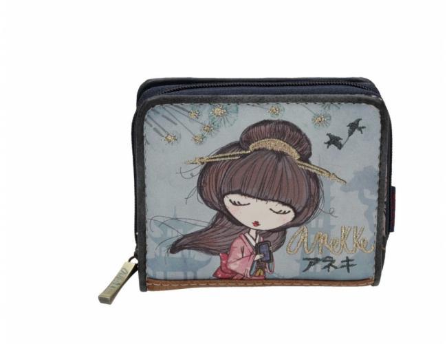 Anekke malá praktická peněženka Meraki