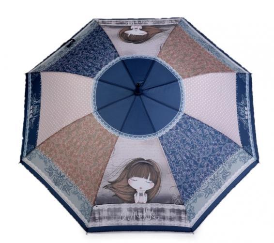 Anekke velký vystřelovací deštník Moon