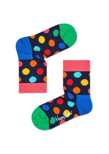 Happy Socks barevné dětské ponožky Big Dot