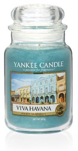 Yankee Candle vonná svíčka Viva Havana Classic velký