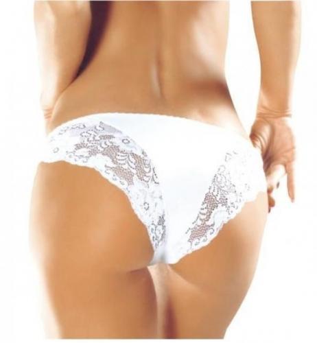 Kalhotky N.65 Ewana M bílá
