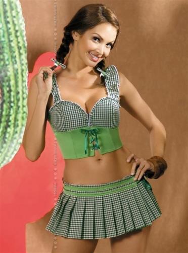 Sexy kostým Mexicana Obsessive S/M original
