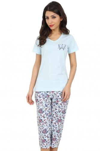 Bavlněné dámské pyžamo Iris M