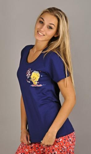 Bavlněné dívčí pyžamo Lilli S