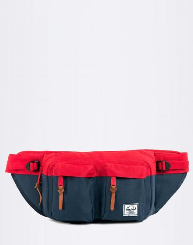 Ledvinka Herschel Supply Eighteen Navy/Red
