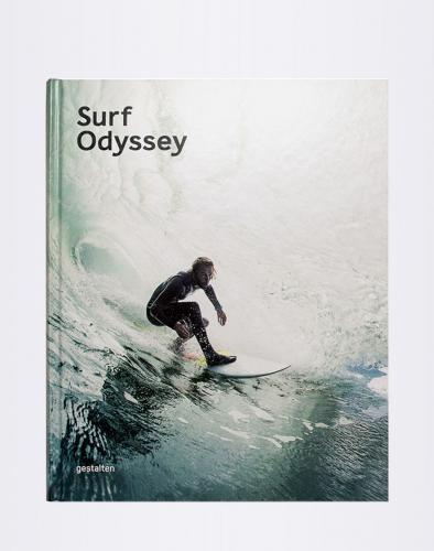 Knihy Gestalten Surf Odyssey