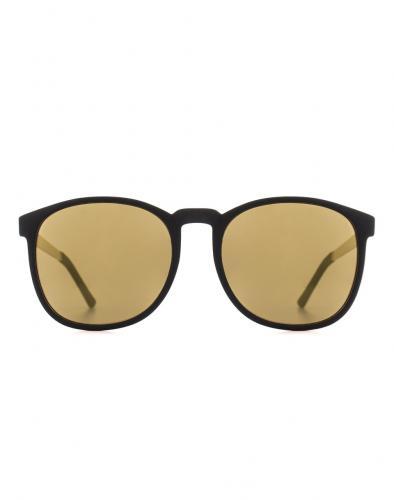 Sluneční brýle Komono Urkel Metal black/gold
