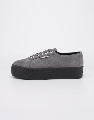 Sneakers - tenisky Superga 2790 Suew Grey Stone