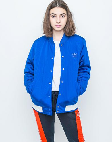 Bomber Adidas Originals Embellished Arts Collegiate Royal