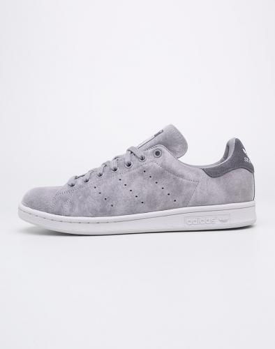 Sneakers - tenisky Adidas Originals Stan Smith Grey Three/Grey Three/Grey Five