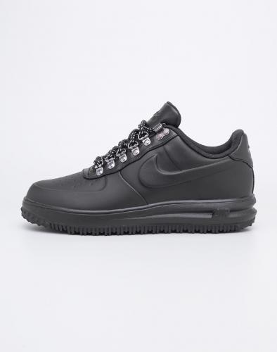 Sneakers - tenisky Nike Lunar Force 1 Duckboot Low Black / Black - Black