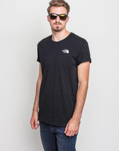 Logo tee The North Face Simple Dome TNF Black