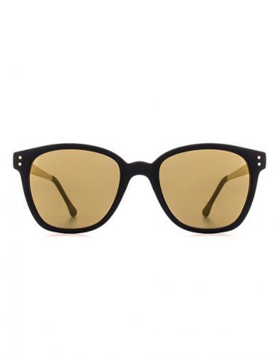 Sluneční brýle Komono Renee Metal Black / Gold