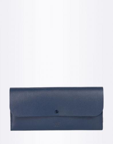 Peněženka Herschel Supply Distance Peacoat Leather
