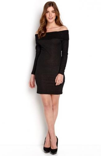 Šaty Jenn / černá
