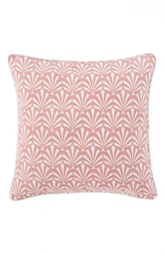 Povlak na polštář / růžová