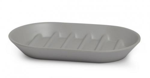 Miska na mýdlo Umbra FIBOO - šedá