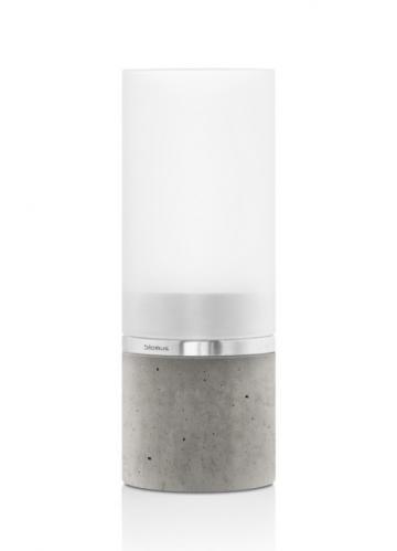 Svícen na čajovou svíčku Blomus FARO - šedý