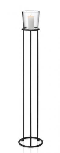Stojací kruhový svícen 138 cm Blomus NERO